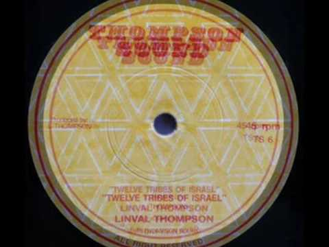 Linval Thompson ~ Twelve Tribes Of Israel