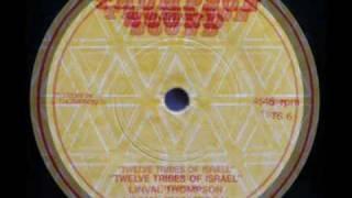 Linval Thompson ~ Twelve tribes of Israel