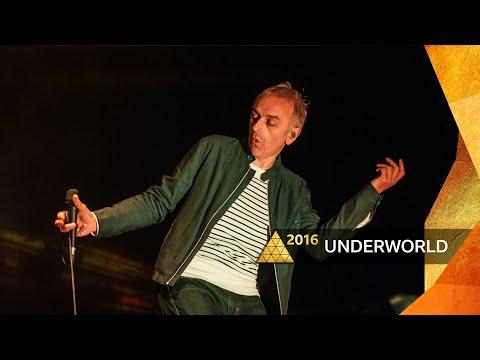 Underworld - Born Slippy (Glastonbury 2016)