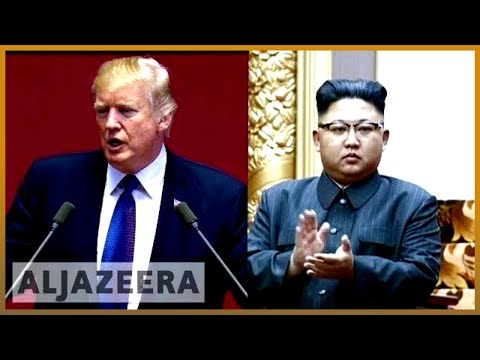 What is Trump's policy on North Korea?