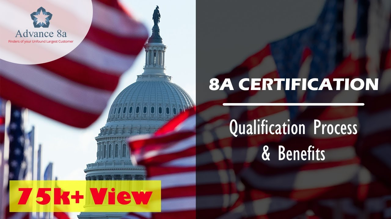 How Can 8a Certification Benefit The Socially Economically