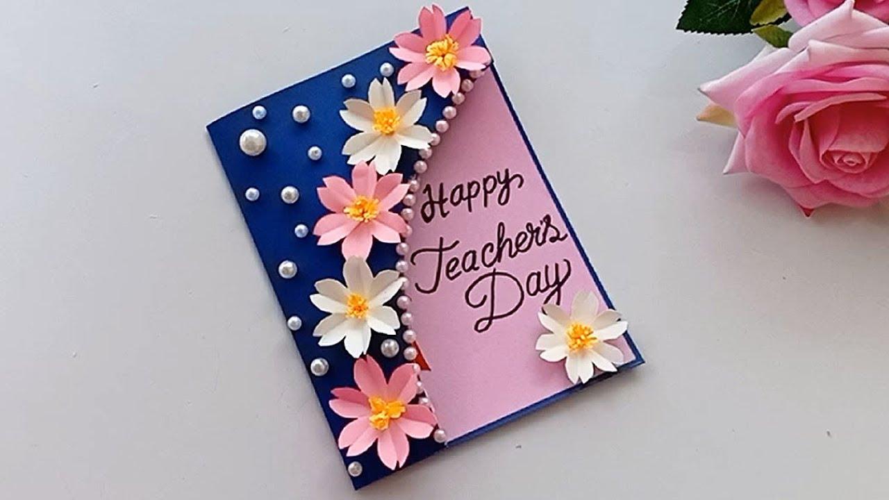 Diy Teacher S Day Pen Gift Card How To Make