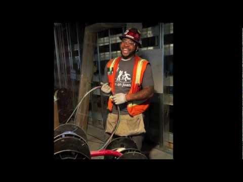 """Building Lives"" - LAANE Union Construction Workers"