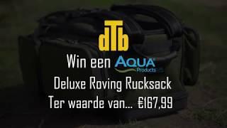 Baixar WIN een Aqua Deluxe Roving Rucksack!