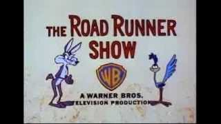 Road Runner Show intro and extro (s) in STEREO