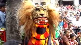 """Reog Ponorogo Surabaya  """"KUCINGAN Dance"""" member HIPREJS"""