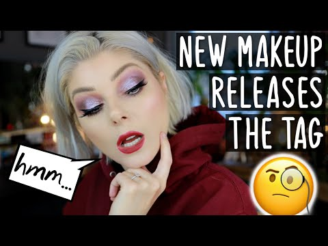 New Makeup Releases | THE TAG thumbnail