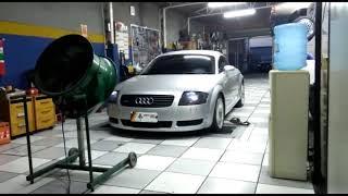 Audi TT Preparação Esther Turbo : Remap + Filtro + Gas Pedal - 269CV