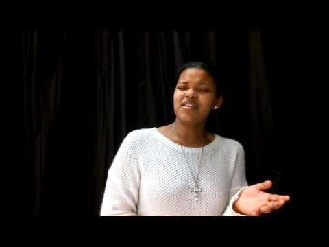 Mariah Fowlkes first night audition.