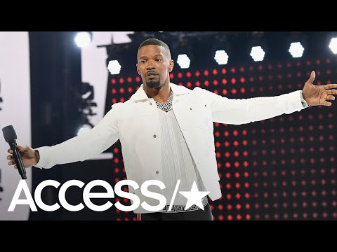 Jamie Foxx's Best & Wildest Moments As Host Of The 2018 BET Awards   Access
