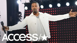Jamie Foxx's Best & Wildest Moments As Host Of The 2018 BET Awards | Access