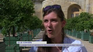 DEMOS : L'orchestre des Yvelines joue à la Cité de la Musique