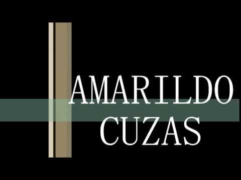 Amarildo - Cuzas