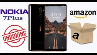 Nokia 7Plus Unboxing | Black Copper