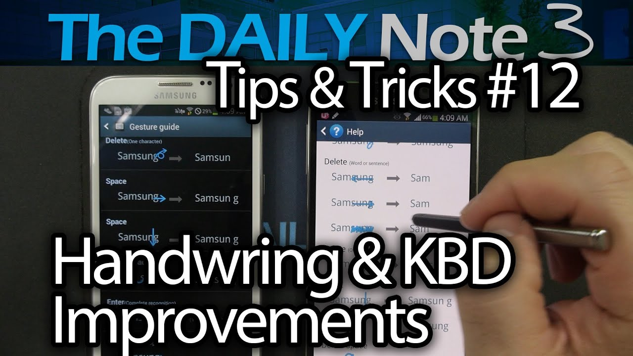 samsung galaxy note 3 tips tricks episode 12 handwriting input samsung keyboard. Black Bedroom Furniture Sets. Home Design Ideas