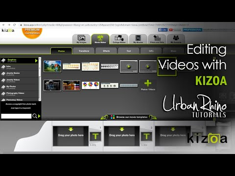 Download How to Edit Videos with Kizoa
