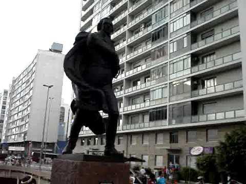 WNBR São Paulo 2009 - Chegada na Praça do Ciclista (1)