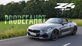 BMW Z4 M40i Probefahrt | Wird er mein neues Auto? 83metoo
