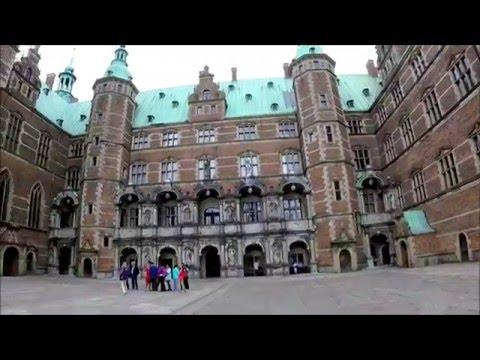 Life In Abroad Vlog #6 Zamek Frederiksborg...Skandynawia VLOG / Scandinavia VLOG