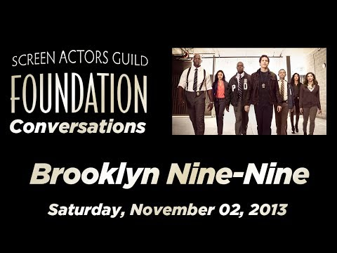 Conversations with Cast of Brooklyn NineNine
