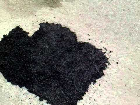 Blacktop patch is ideal for diy driveway repair consumer reports.