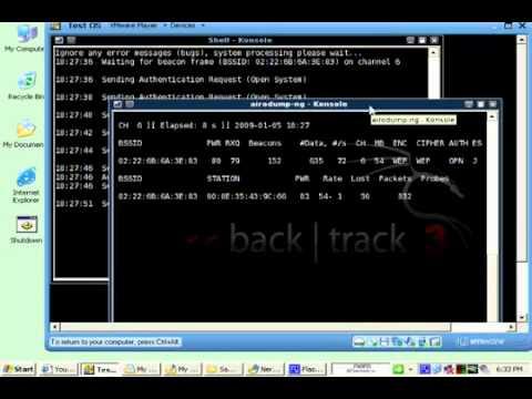 hướng dẫn hack pasword wifi từ A  tới Z chi 10 phút 2011 .flv