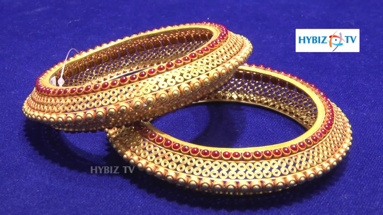 designer gold bangles from malabar gold and diamonds