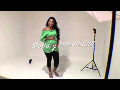 8d8e97c4c Colección Clío Ropa materna - YouTube