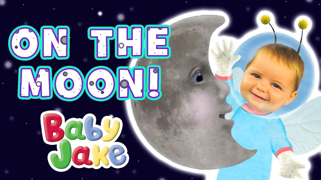 Baby Jake - On the Moon   60+ Minutes! - YouTube