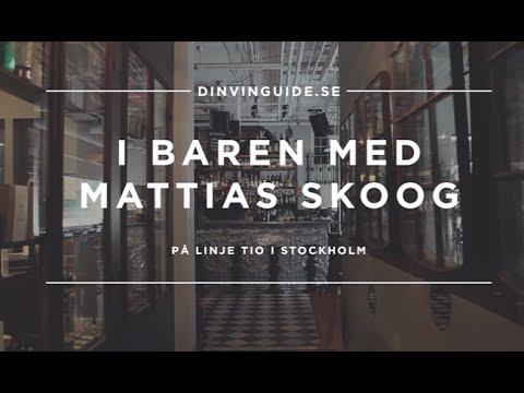 PAYCHECK MARTINI – MED MATTIAS SKOOG FRÅN LINJE TIO