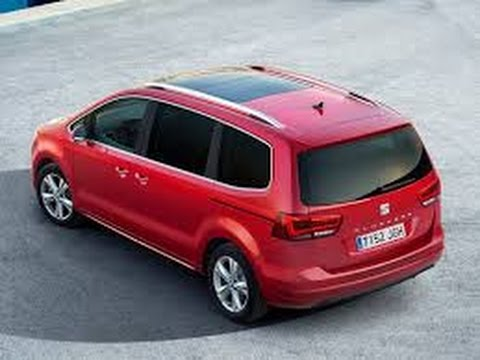 2016 new seat alhambra interior exterior and exhaust. Black Bedroom Furniture Sets. Home Design Ideas