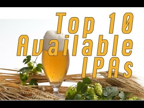Top 10 Available IPAs