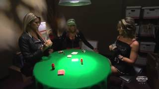 TNA strip poker
