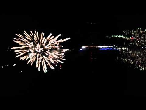 Fireworks 2013 - Upper Greenwood Lake - West Milford, NJ