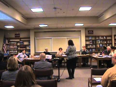 Tax Levy Presentation and Discussion