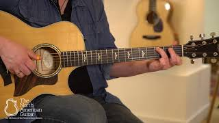 Taylor 616ce Electro-Acoustic Guitar Played by Ben Smith (Part One)