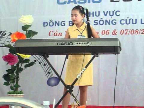 Festival Organ 2011 - Trần Nguyễn Minh Như - Điệp Khúc Mùa Xuân