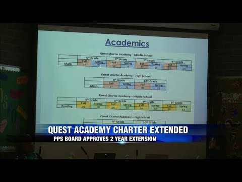 Peoria Public Schools approves two-year probationary contract for Quest Charter Academy