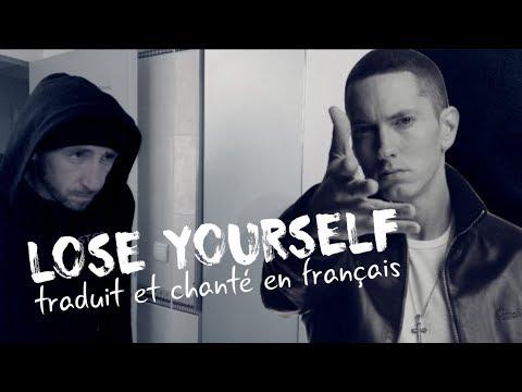 Eminem - Lose yourself traduction en francais COVER Frank Cotty