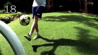 تعلم 29 مهارة خرافية ومهولة لكرة القدم !!
