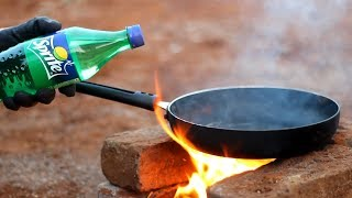 BOILING Sprite in Pan, Will it Become Harmful? EXPERIMENT