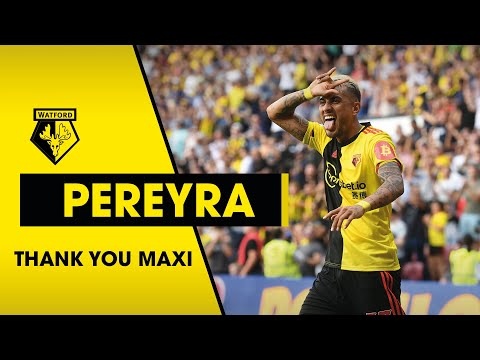 THANK YOU PEREYRA   BEST WATFORD MOMENTS & GOALS