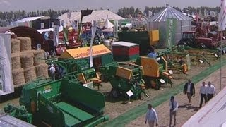 Новинки сельхозтехники показали на выставке «Белагро-2013»(, 2013-06-05T19:04:23.000Z)