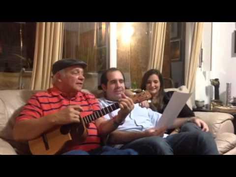 Canción para Lilita Carrió junto a Hernán Gamboa y Lucila Lehmann