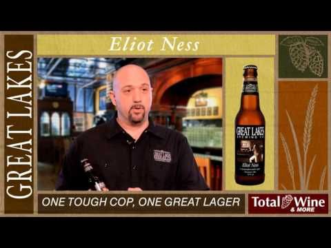 Great Lakes Eliot Ness Amber Lager Beer