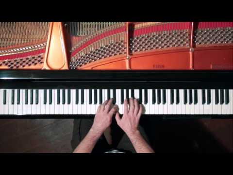 Bach 2 Part Invention No.1 - P. Barton, FEURICH Harmonic Pedal piano