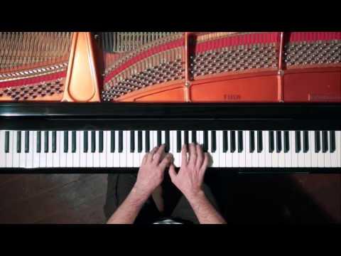 Bach 2 Part Invention No.1 - P. Barton, FEURICH Harmonic Pedal piano