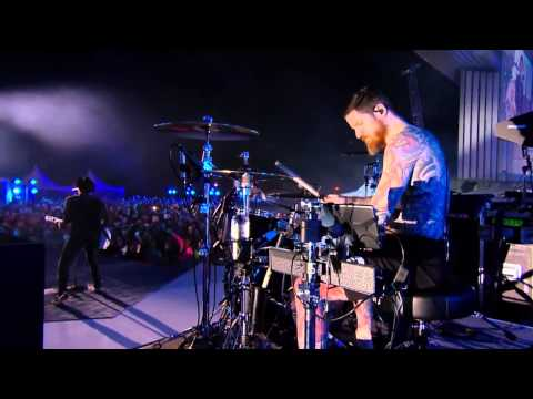 Fall Out Boy - Thnks Fr Th Mmrs (VH1 Blitz HD)