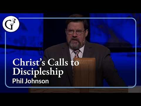 2018 G3 Conference — Phil Johnson — Session 12