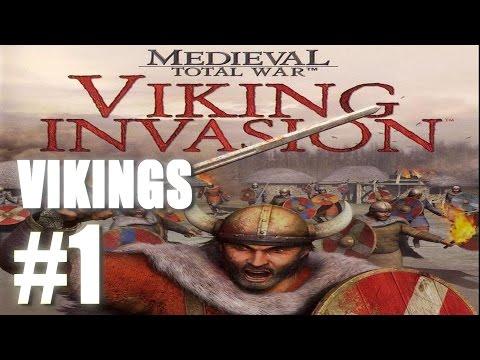 Medieval: Total War Viking Invasion - Viking Campaign #1